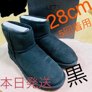アグ(UGG)のUGG クラシックミニ ムートンブーツ(ブーツ)