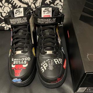 Supreme - Nike x Supreme Air Force 1 Mid NBA 29cm