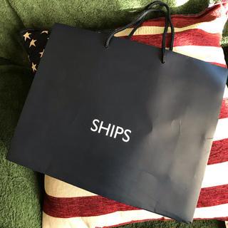 シップス(SHIPS)のSHIPS ショッパー(ショップ袋)