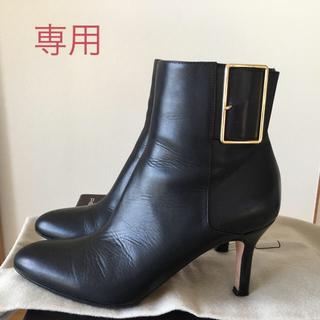 PELLICO - ペリーコ  ショートブーツ ブラック