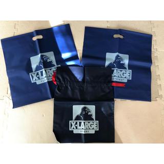エクストララージ(XLARGE)のショップバッグ(XLARGE)(ショップ袋)