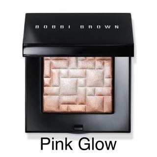 BOBBI BROWN - BOBBI BROWN ハイライティングパウダー ピンクグロウ 新品未使用☆
