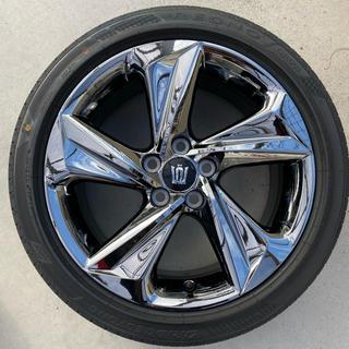 トヨタ - 新型クラウン220系 RS 純正 アルミホイールタイヤセット4本セット
