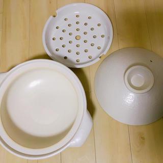 MUJI (無印良品) - 伊賀焼土鍋