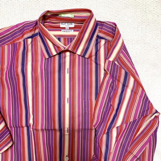 Paul Smith(ポールスミス)のPaul Smith ポールスミス 長袖 シャツ メンズのトップス(シャツ)の商品写真