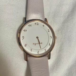 アニエスベー(agnes b.)のアニエスベー レディース時計 マルチェロ!30周年記念限定モデル(腕時計)