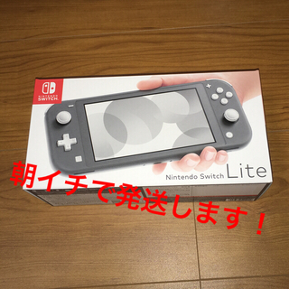 Nintendo Switch - Nintendo Switch lite 本体