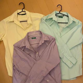 BENETTON - ワイシャツ レディース