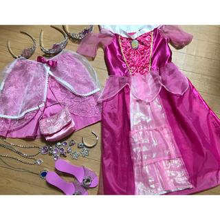 Disney - オーロラ姫 衣装一式