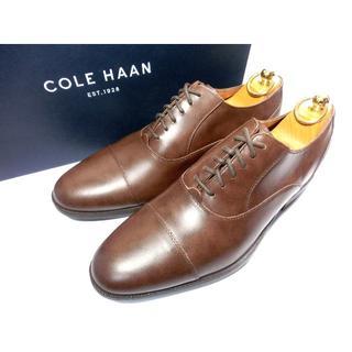 コールハーン(Cole Haan)の【新品◆撥水加工◆定価4.4万】コールハーン 革靴 7 25cm(ドレス/ビジネス)