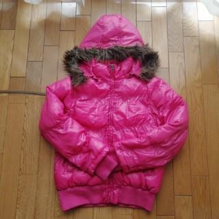 ピンク ジャンパー美品
