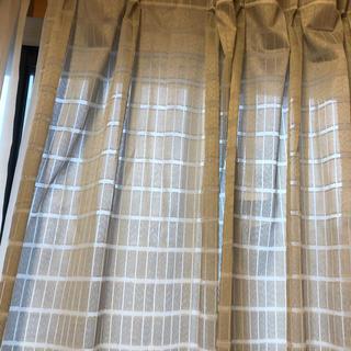 unico - ウニコ  レースカーテン