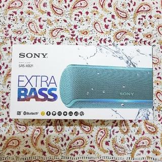 SONY -  ソニー SONY ワイヤレスポータブルスピーカー SRS-XB21