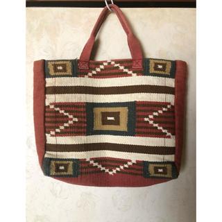チチカカ(titicaca)のエスニック柄 トートバッグ チチカカ(トートバッグ)