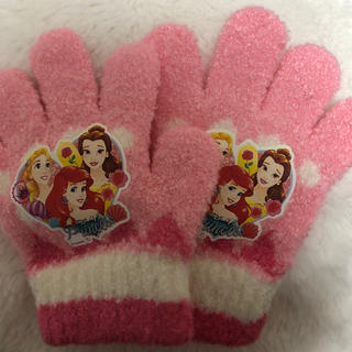 Disney - 新品 プリンセス 手袋