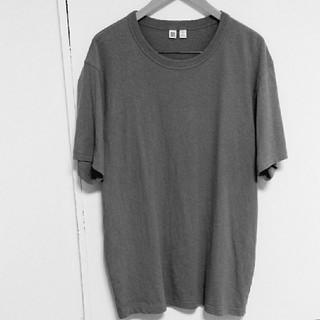 ユニクロ(UNIQLO)のUNIQLO U Tシャツ(Tシャツ/カットソー(半袖/袖なし))
