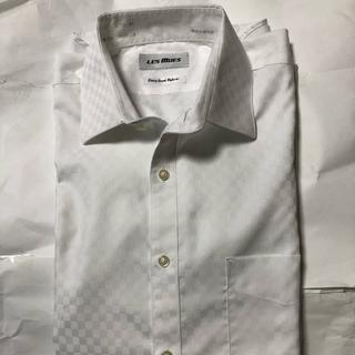 アオキ(AOKI)のLES MUES  ドレスシャツ M 39-84  【 中古品 】(シャツ)