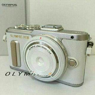 OLYMPUS - ほぼ新品!保証付き!純正 オリンパス PEN E-PL8 レンズセット