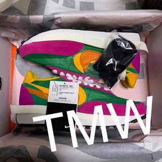 ナイキ(NIKE)の【新品】Nike x sacai LDワッフル 24.5cm (スニーカー)