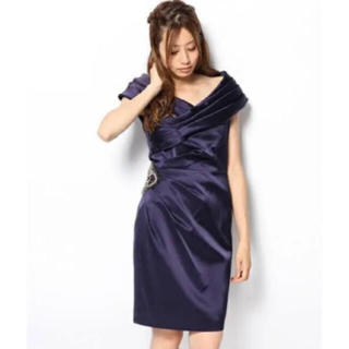 GRACE CONTINENTAL - グレースコンチネンタル ドレス 結婚式 パーティー 上品