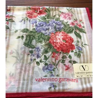 valentino garavani - 新品 valentino garavani ハンカチ