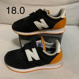 New Balance - ニューバランス スニーカー 18.0