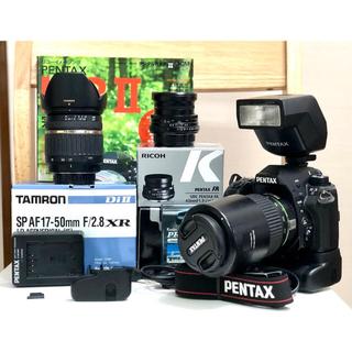 PENTAX - ペンタックスK3II フルセット