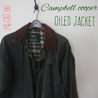 バーブァー(Barbour)の【英国製】オイルドジャケット Oiled jacket(カバーオール)