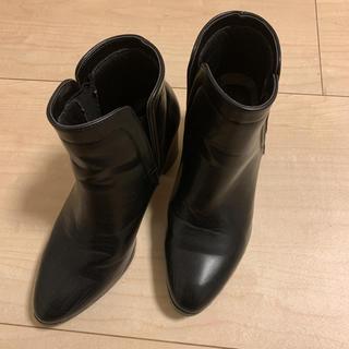 レプシィム(LEPSIM)のLEPSIM ショートブーツ Lサイズ(ブーツ)