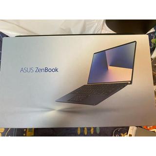 エイスース(ASUS)のASUS Zenbook 14 UX433FN(ノートPC)