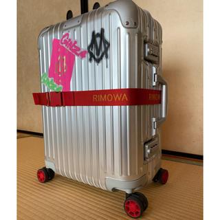 RIMOWA - ◆リモワ銀座限定仕様◆現行originalcabin機内持込サイズRIMOWA