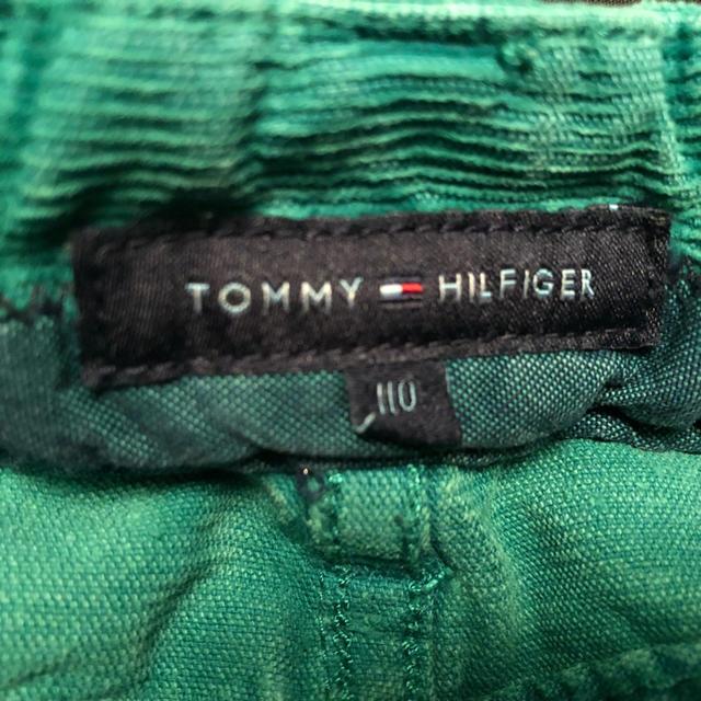 TOMMY HILFIGER(トミーヒルフィガー)のトミーヒルフィガー 冬用コーデュロイパンツ キッズ/ベビー/マタニティのキッズ服男の子用(90cm~)(パンツ/スパッツ)の商品写真