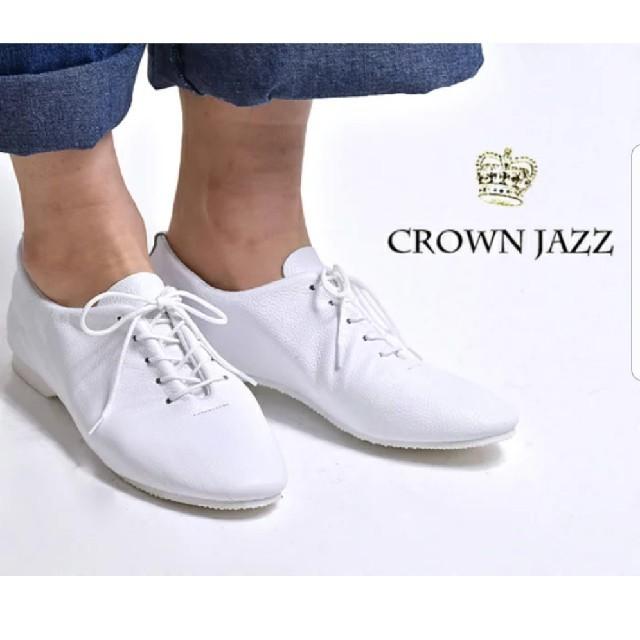 Demi-Luxe BEAMS(デミルクスビームス)のCROWN*クラウン*シューズ*jazz*ダンス レディースの靴/シューズ(ローファー/革靴)の商品写真