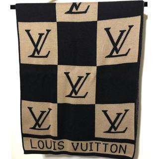 LOUIS VUITTON - ルイヴィトンマフラー