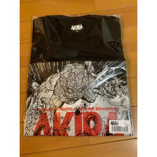 AKIRA展 ART OF WALL Tシャツ 黒 Mサイズ