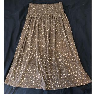 ジャーナルスタンダード(JOURNAL STANDARD)のジャーナルスタンダード購入 mon theme スカート(ひざ丈スカート)