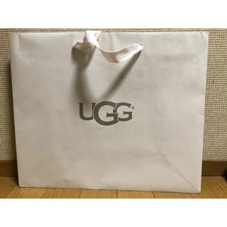 アグ(UGG)のUGG アグ 紙袋 ショップ袋(ショップ袋)