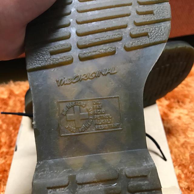 Dr.Martens(ドクターマーチン)のDr.Martens ドクターマーチン 8ホール 26cm メンズの靴/シューズ(ブーツ)の商品写真