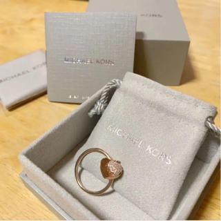 Michael Kors - マイケルコース   リング 指輪 新品未使用