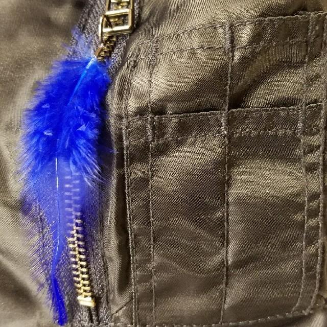 APPLEBUM(アップルバム)のAppleBumナイロンブルゾン MA-1 メンズのジャケット/アウター(ブルゾン)の商品写真