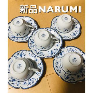 NARUMI - NARUMI コーヒーカップ&ソーサー