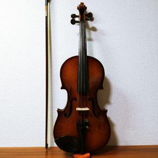 【良乾燥】スズキ 1/2 No.11 バイオリン 1962(ヴァイオリン)