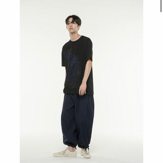 Yohji Yamamoto - 即完 Yohji Yamamoto s'yte  ビッグTシャツ ユニセックス