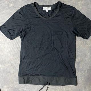イヴサンローランボーテ(Yves Saint Laurent Beaute)のイブサンローラン Tシャツ 黒(Tシャツ/カットソー(半袖/袖なし))