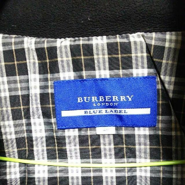 BURBERRY BLUE LABEL(バーバリーブルーレーベル)の美品バーバリーブルーレーベル ダウンジャケット ‼️ レディースのジャケット/アウター(ダウンジャケット)の商品写真