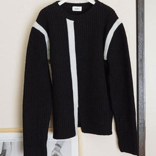 COMME des GARCONS - 【kudos/クードス】LINED KNIT SWEATER