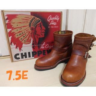 チペワ(CHIPPEWA)の【チペワ】ショートエンジニア★美品★1901M12★25.5cm(ブーツ)
