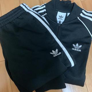 adidas - adidas Originals トラックパンツM 黒