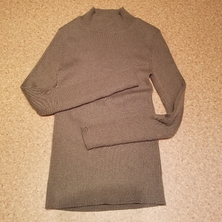 Jocomomola - ホコモモラ ハイネックセーター