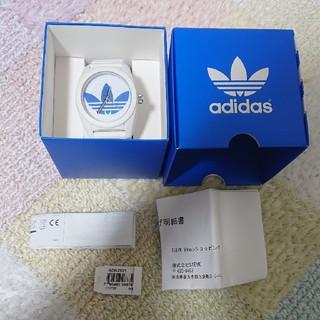 adidas - adidas 腕時計 ADH2921 ホワイト ウォッチ